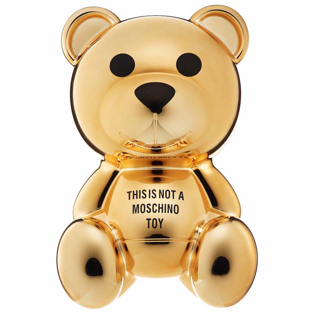 Here's the lowdown on the bear-ry cute Moschino x Sephora collection