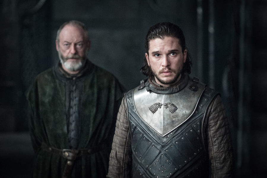"""Game of Thrones"" just teased the first meeting of Dany and Jon, and omfg"