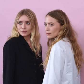Mary-Kate and Ashley Olsen wore the most unique bridesmaids dresses we've ever seen
