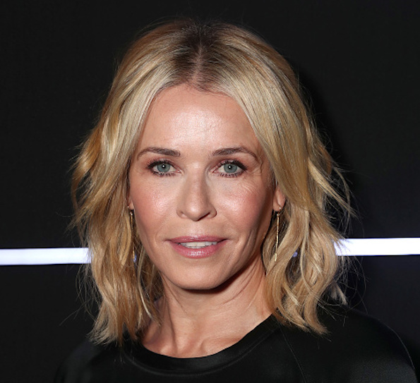 Chelsea Handler Speaks To Us About Using Her Privilege And