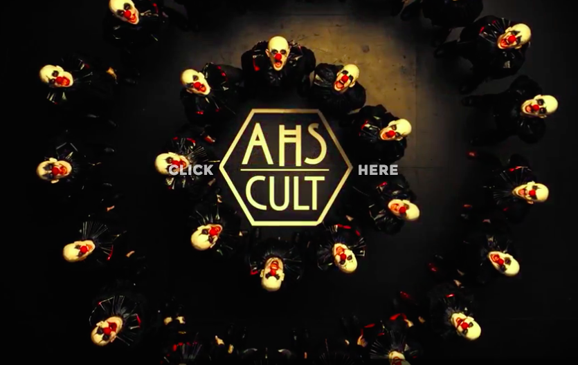 """""""American Horror Story"""" has created a way for you to actually join the Season 7 """"Cult"""" —if you've got some free time"""