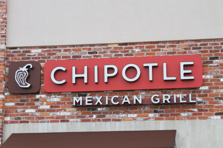Chipotle will be testing out drive-thru windows