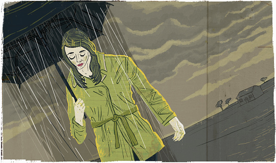 Why I can tell the world about my mental illness, but not my best friends