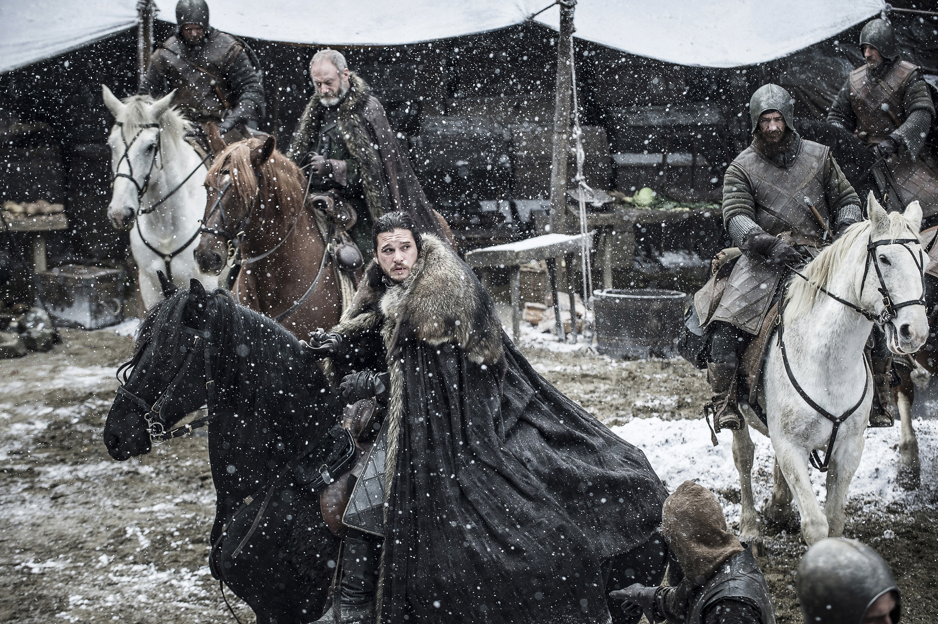 """You probably missed this heartbreaking detail in the latest episode of """"Game of Thrones,"""" and curse you, Boltons"""
