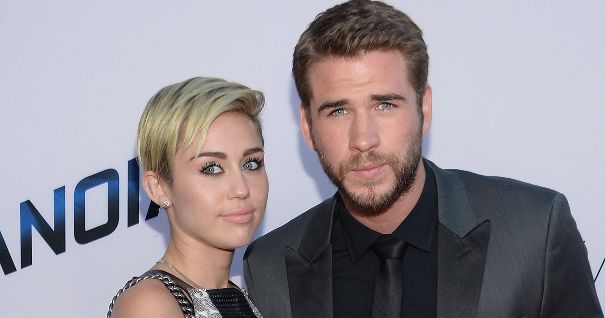 Miley Cyrus is so in love she can't stop writing songs about Liam Hemsworth