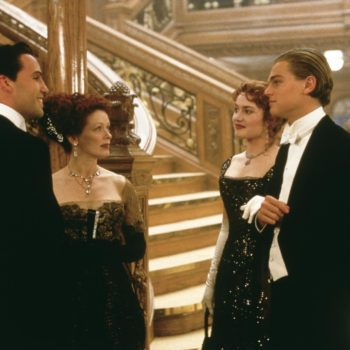"""There was a major """"Titanic"""" reunion this week, and we almost missed it"""