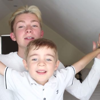 This vlogger came out to his brother on YouTube, and you're going to need tissues