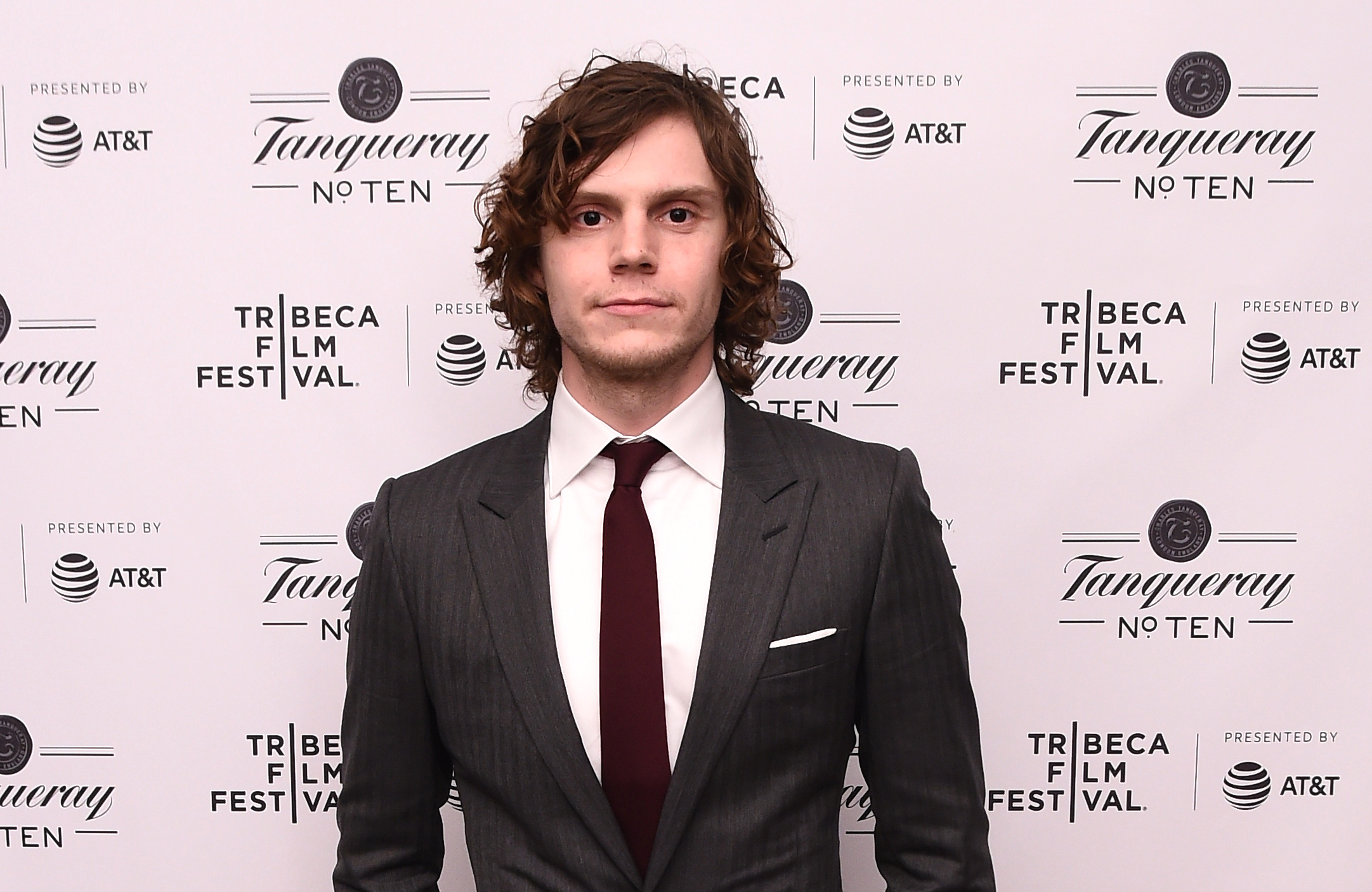 """American Horror Story"" might have just revealed Evan Peters' character for Season 7 — and yes, he's part of the clown cult"