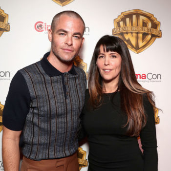 """Chris Pine and Patty Jenkins' upcoming limited series about the Black Dahlia sounds like a very far cry from """"Wonder Woman"""""""