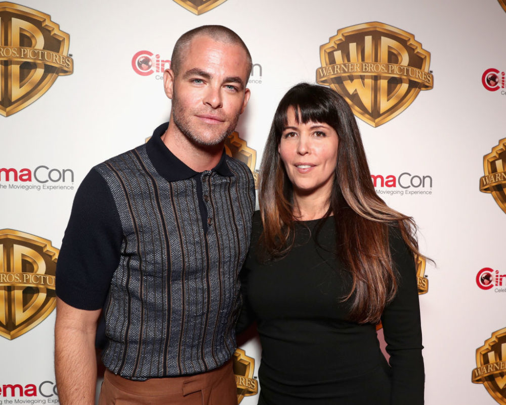 "Chris Pine and Patty Jenkins' upcoming limited series about the Black Dahlia sounds like a very far cry from ""Wonder Woman"""