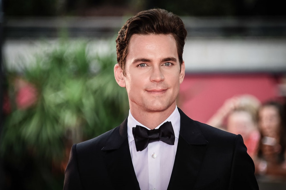 "Matt Bomer opened up about the ""blow up"" he had with his parents after coming out"