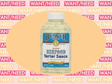 WANT/NEED: Tartar sauce (because it's the most underrated condiment), and more stuff you want to buy