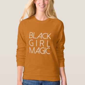 "There's a website using white models to sell ""Black Girl Magic"" T-shirts, and um, what"