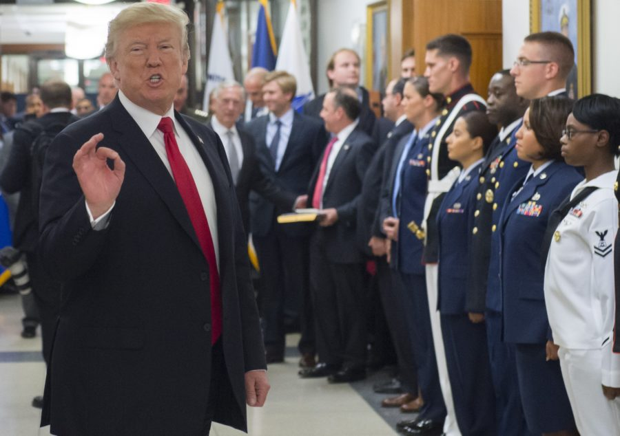 No one knows how President Trump's transgender military ban is going to work