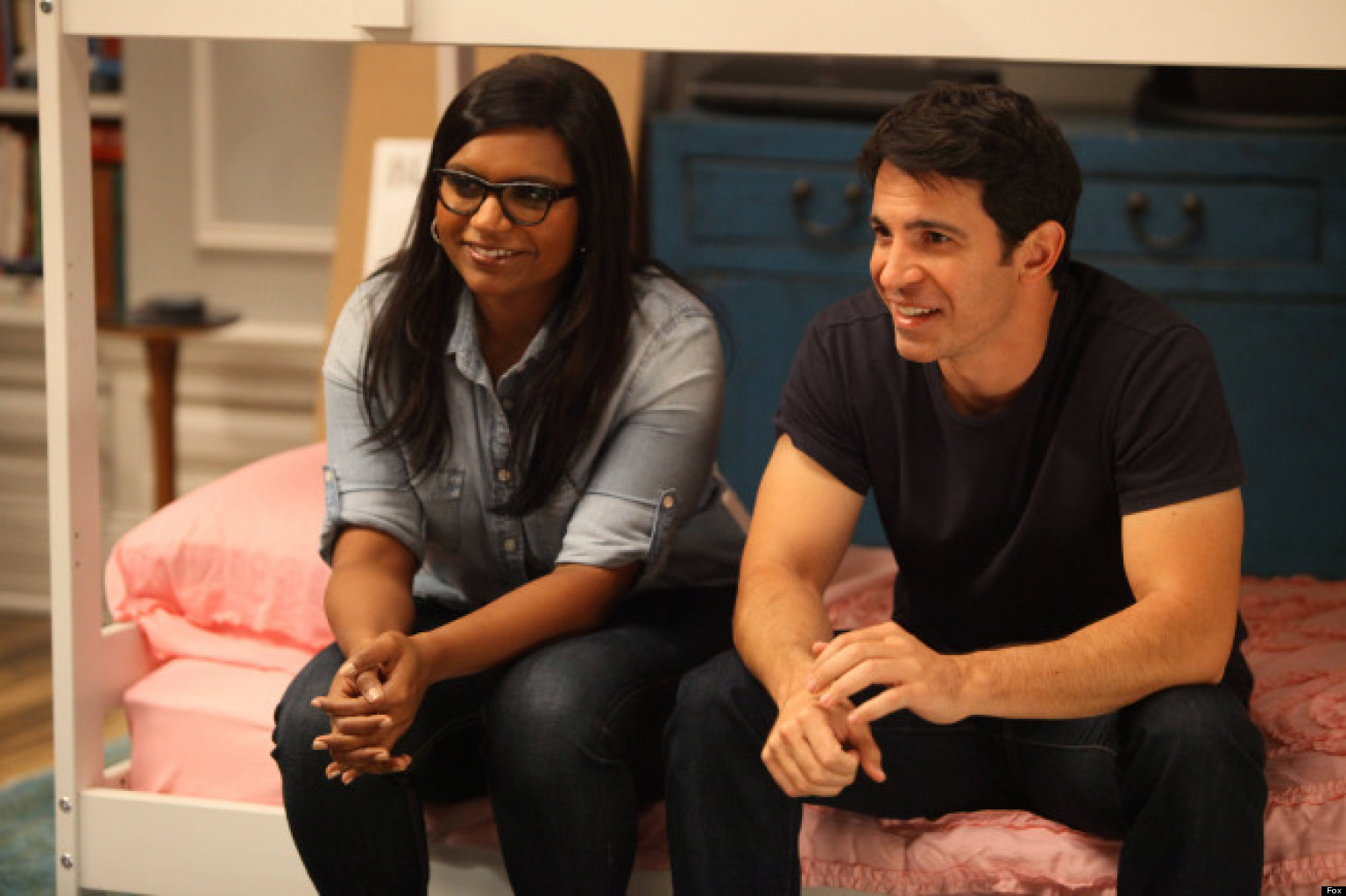 "Danny is returning for the final season of ""The Mindy Project,"" and this already sounds like trouble"