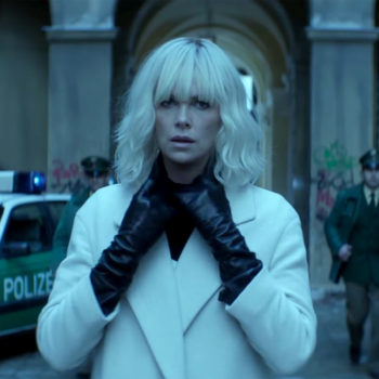 "The ""Atomic Blonde"" soundtrack will make you feel like you can conquer the damn world"