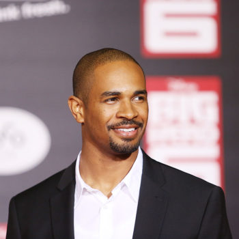 """Damon Wayans Jr. told us all about his new app for entertainers, and the best scene he ever shot for """"New Girl"""""""