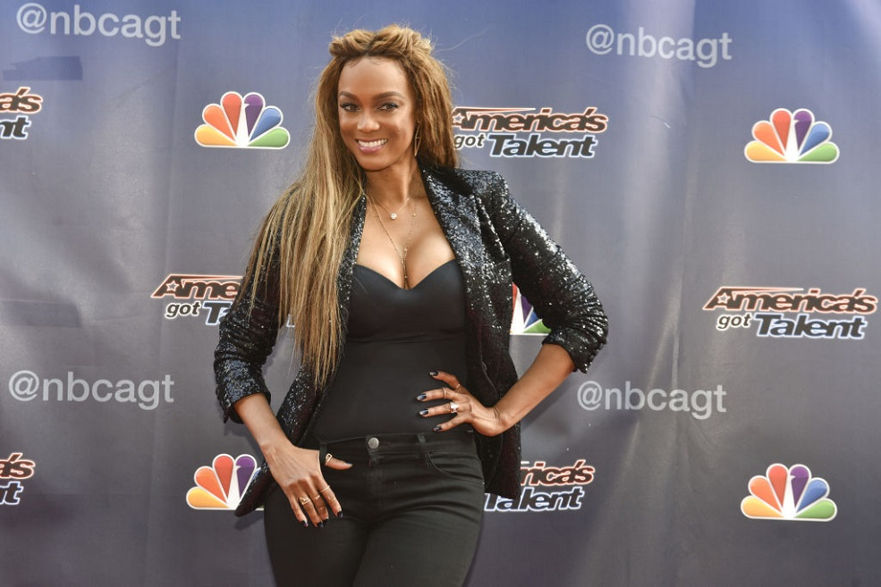 Tyra Banks opened up about why she finally decided to share a photo of her son
