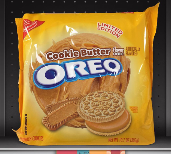 Cookie Butter Oreos may soon be gracing store shelves with their presence