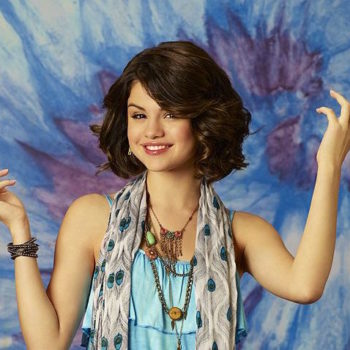 """Selena Gomez has this one """"Wizards of Waverly Place"""" prop framed in her home"""