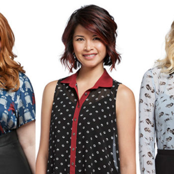 "HerUniverse has released a ""Star Wars"" business casual collection for those helping the rebellion in an office"