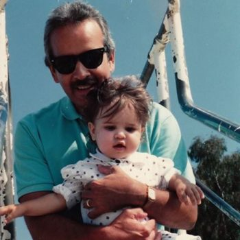 How my dad helped me grow into myself after my mother passed away