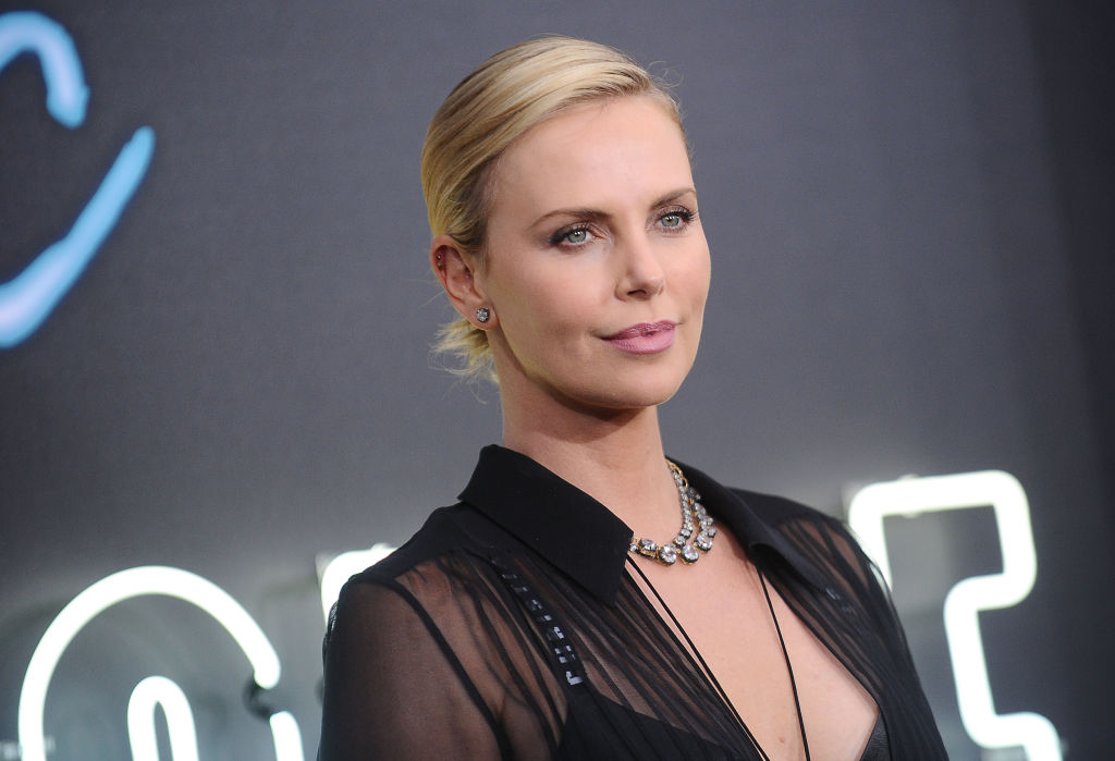 """Charlize Theron's love interest in """"Atomic Blonde"""" wasn't supposed to be a woman"""