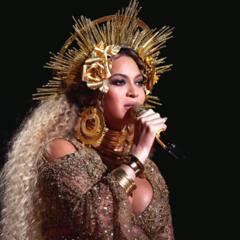 """Bow down to this Beyoncé-themed """"Bey-Bey"""" shower"""