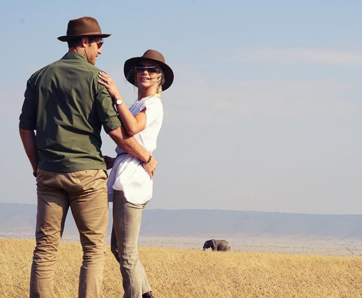 Here's everything we know about Julianne Hough's Kenyan safari honeymoon