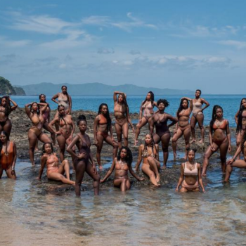 "A group of sorority sisters celebrated their 10-year reunion with an epic ""Melanin Illustrated"" swimsuit photo shoot"