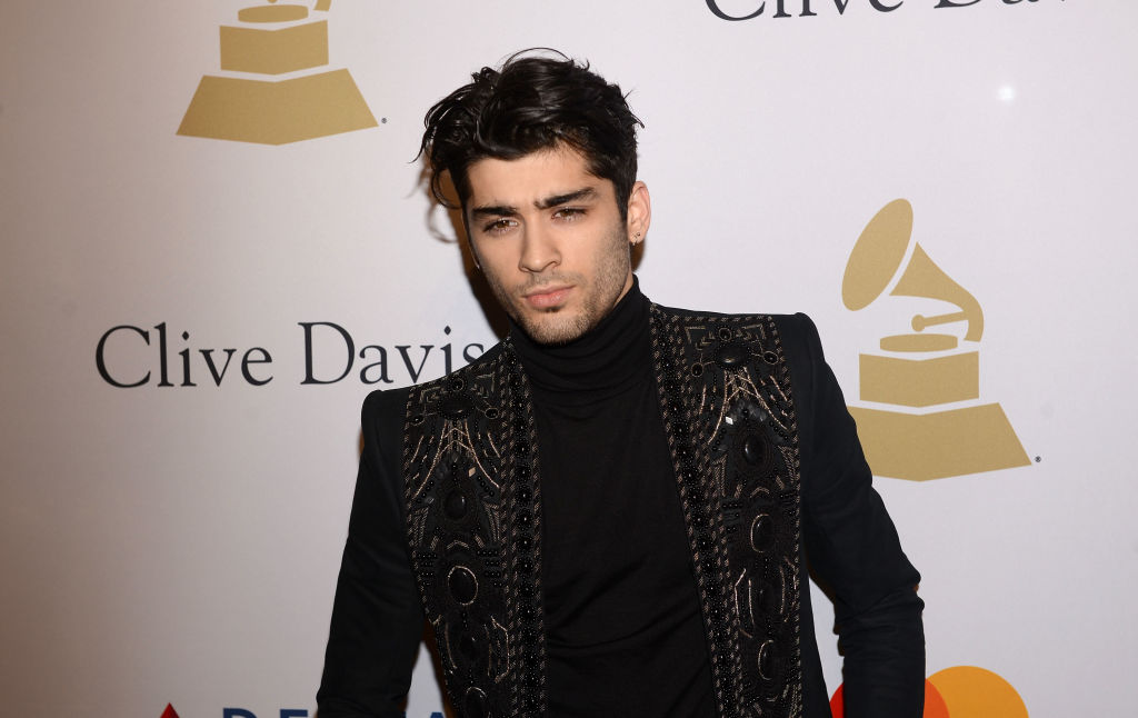 Zayn Malik just opened up about why he shies away from the spotlight