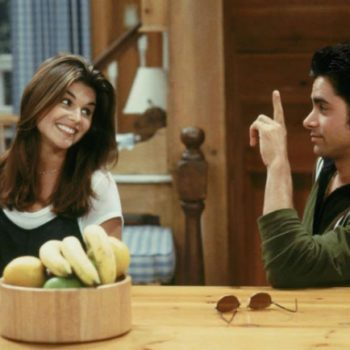John Stamos posted the sweetest birthday message to his TV wife Lori Loughlin, and her response was equally as adorable