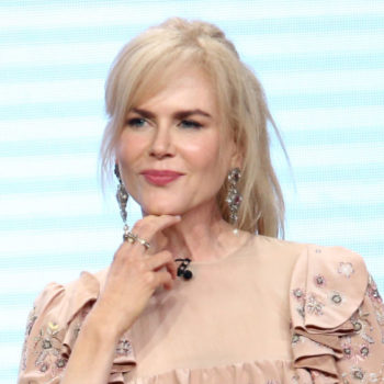 Nicole Kidman gushed about the power of female-centric TV shows and her amazing year