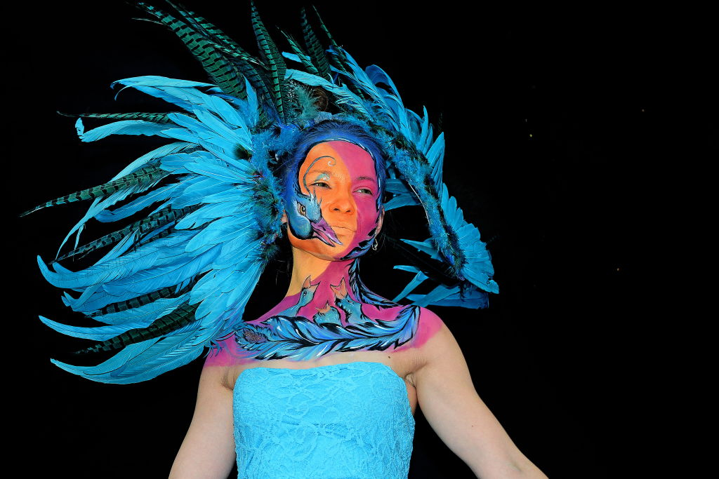 These stunning creations from the World Body Painting Festival are like no art you've ever seen before