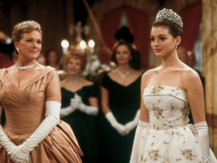 It looks like there's going to be a Princess Diaries 3