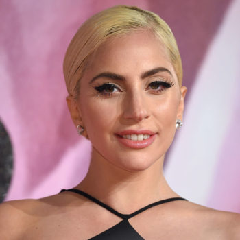 Lady Gaga dyed her hair rainbow colors, and we love her new look