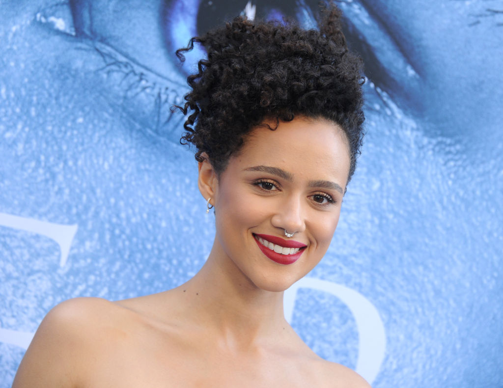 """""""Game of Thrones"""" star Nathalie Emmanuel opened up about learning to embrace her gorgeous natural curls, and it's so important"""