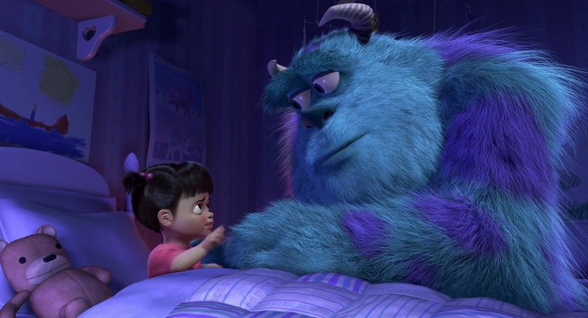 A young girl was worried about monsters in her house, so a kind police officer helped her monster-proof it
