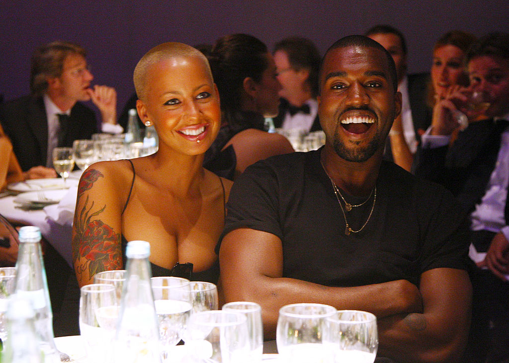 Amber Rose revealed what her life was like after her breakup with Kanye West, and it sounds rough