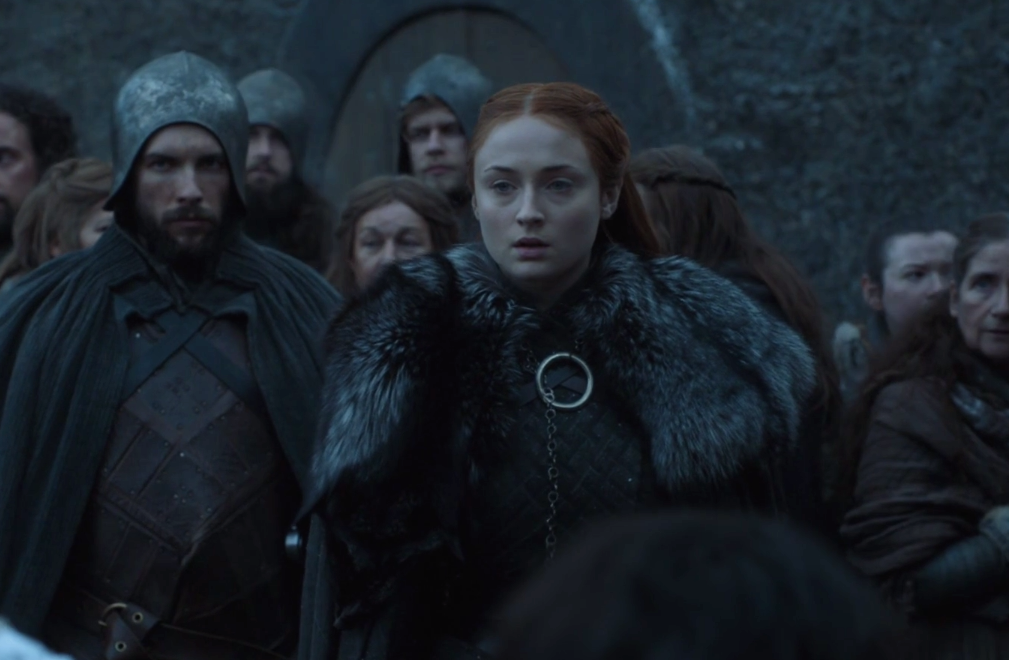 """There was a mini Stark reunion on """"Game of Thrones,"""" and here come the emotions"""
