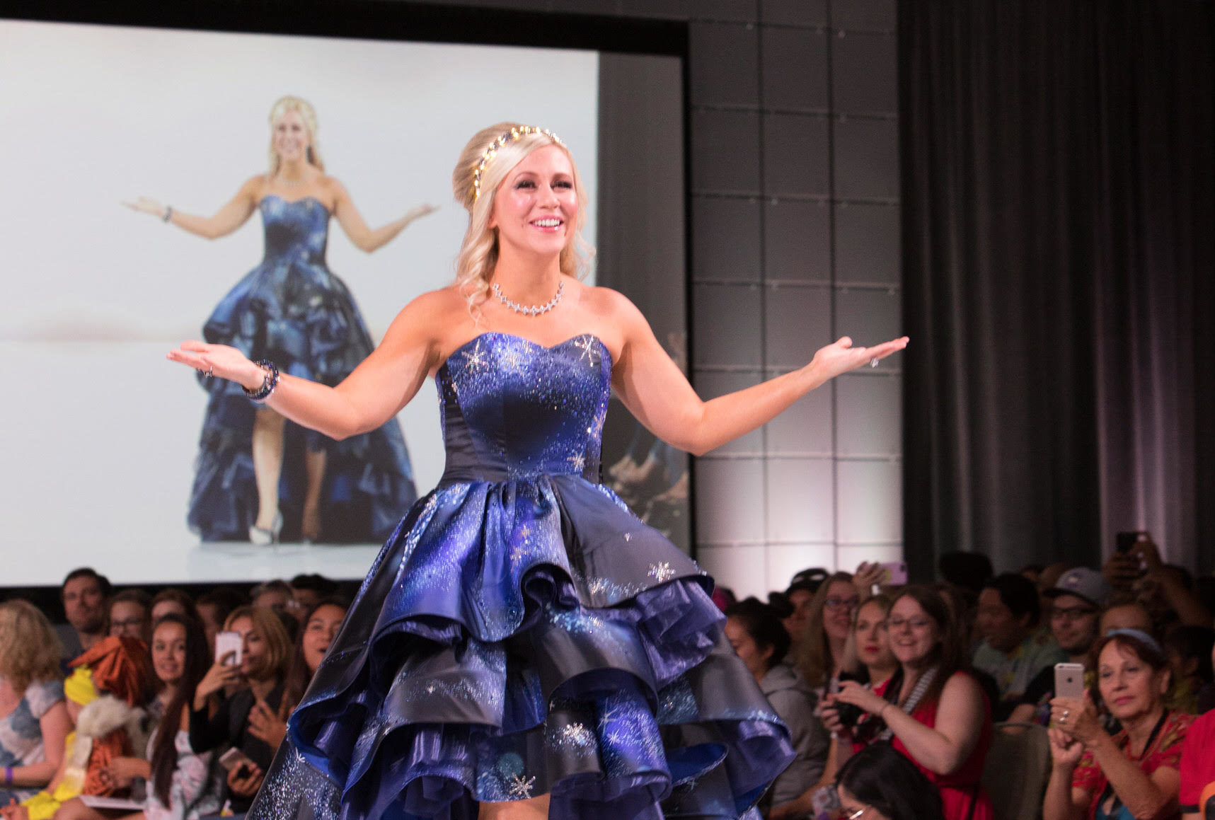 We talked with Ashley Eckstein about inspiring young girls, believing in your dreams, and upcoming Disney designs for HerUniverse