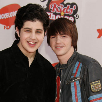 Drake Bell put his Twitter spat with Josh Peck down to just being cranky