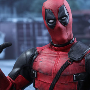 "Ryan Reynolds just shared the first image from ""Deadpool 2,"" and it looks like this sequel is all about the ladies"