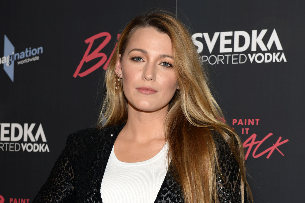 Blake Lively will not use this one word to describe her daughters
