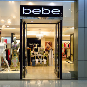 Bebe is back! The beloved mall brand will live to see another day
