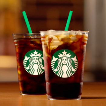 Starbucks's newest drink is making us tilt our heads