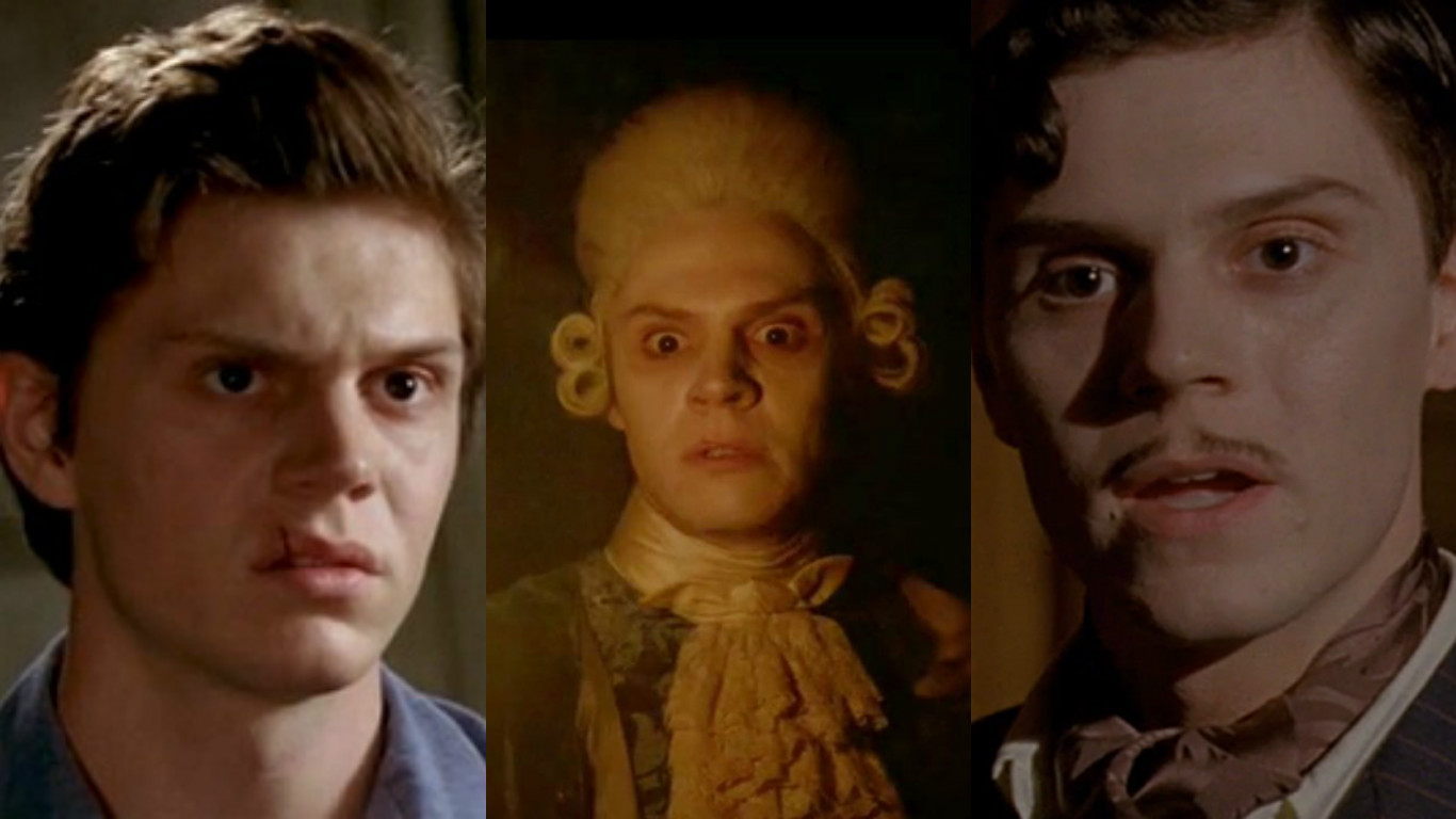 "Ryan Murphy may have just confirmed how all ""American Horror Story"" seasons are connected, and we should have guessed"