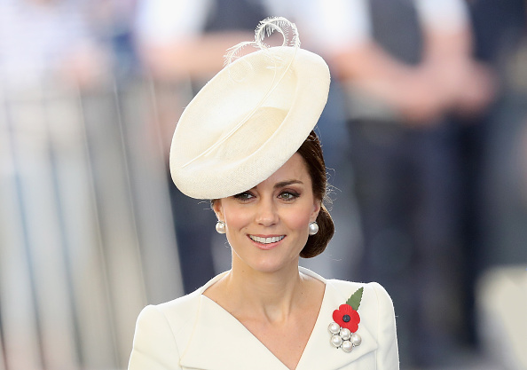 Princess Kate brings back a totally '80s fashion staple, and we're loving it