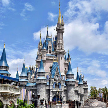 Disney World just launched its own Lyft service, and you NEED to see the custom cars