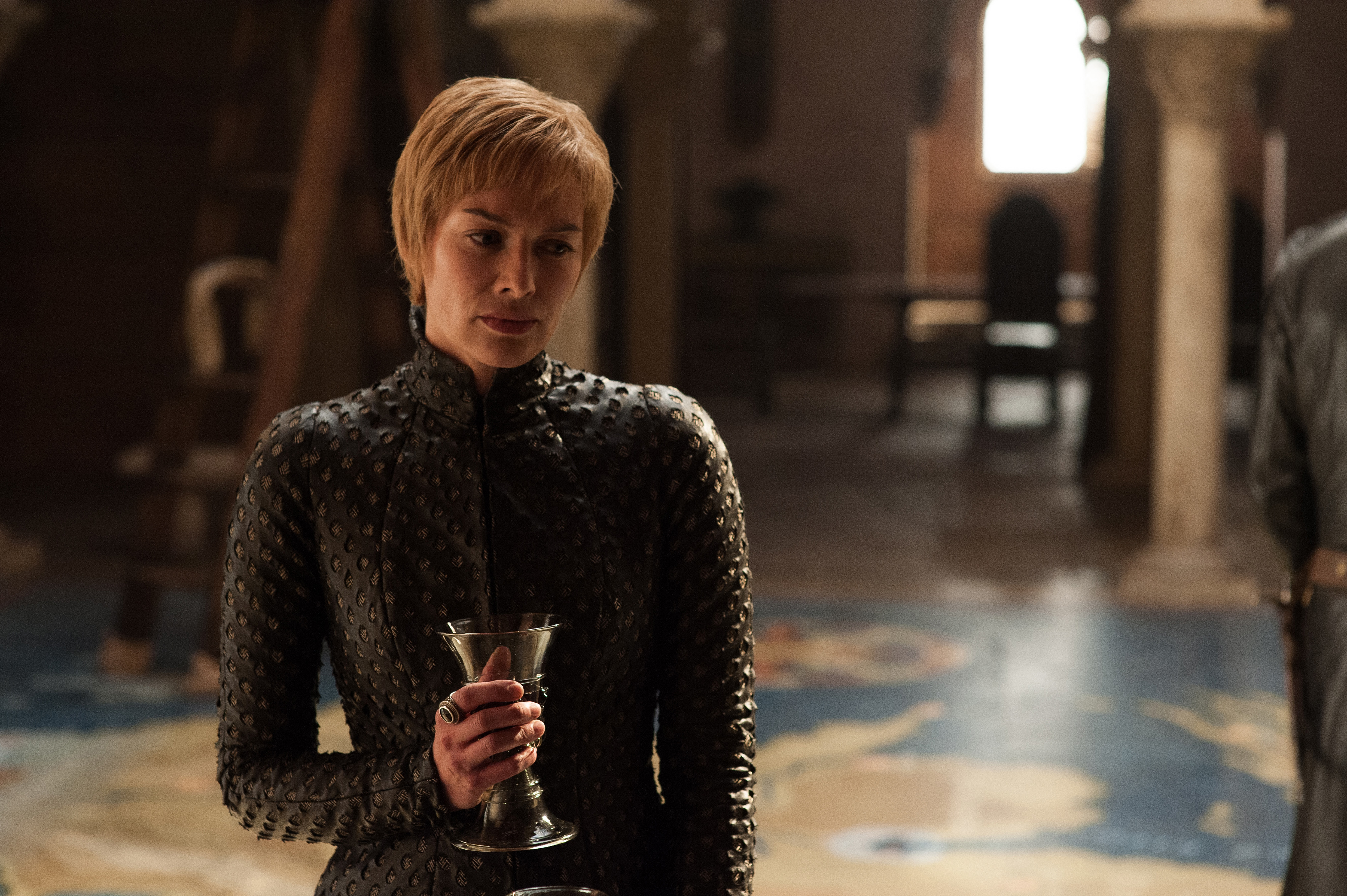 """Hold on, we just saw this character for the very *last* time on """"Game of Thrones"""""""